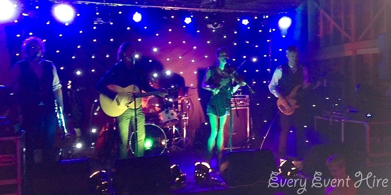 Stage Backdrop Hire Gloucestershire