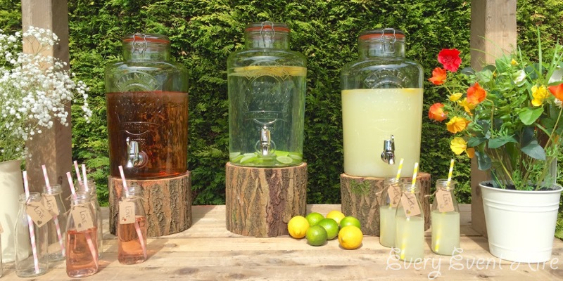 Lemonade and Drinks Stand Hire Gloucestershire