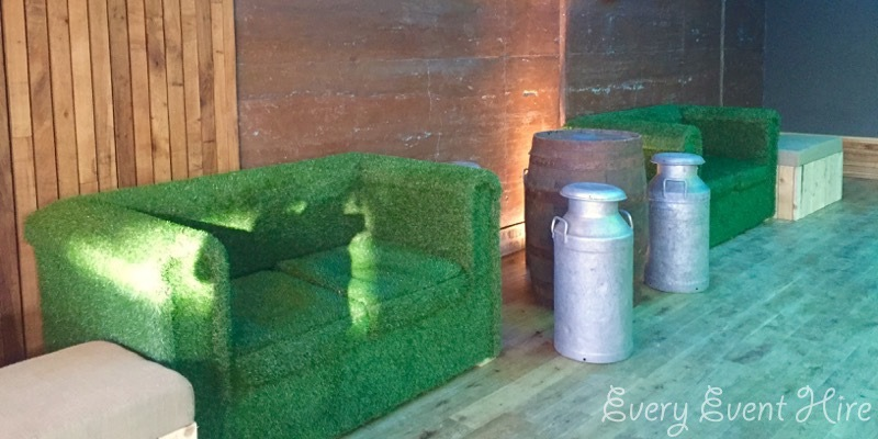 Grass Sofa Hire and Furniture Elmore Court