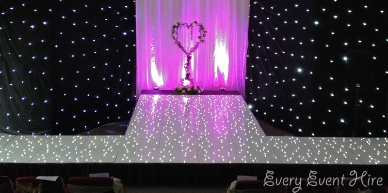 Starlit Catwalk Hire Gloucestershire