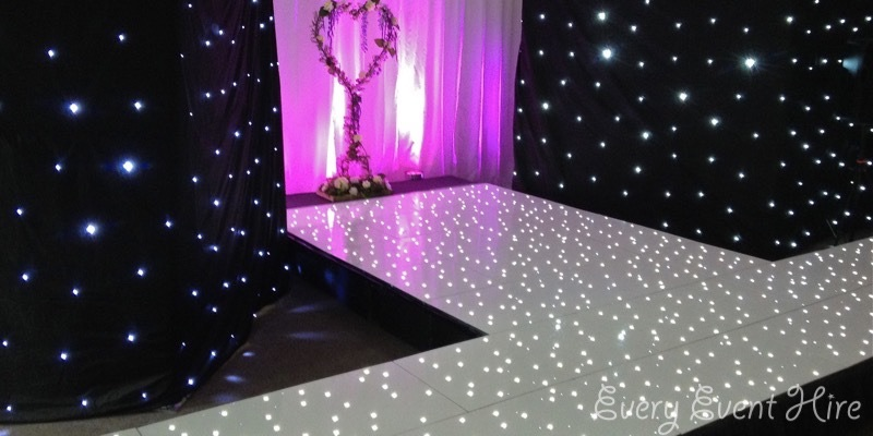 Wedding Fayre Catwalk Hire Gloucestershire