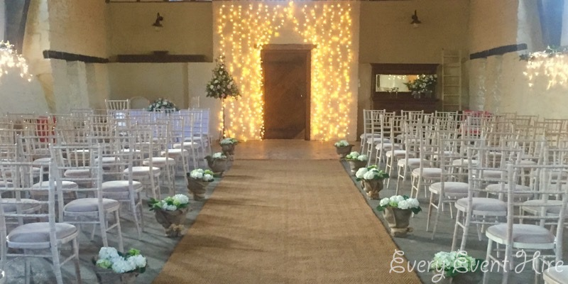 Chiavari Chair Hire Gloucestershire