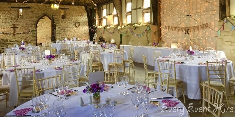 Round Table Hire Gloucestershire