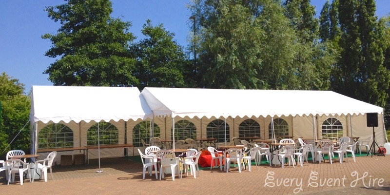 Corporate Fun Day Marquee Hire Gloucestershire