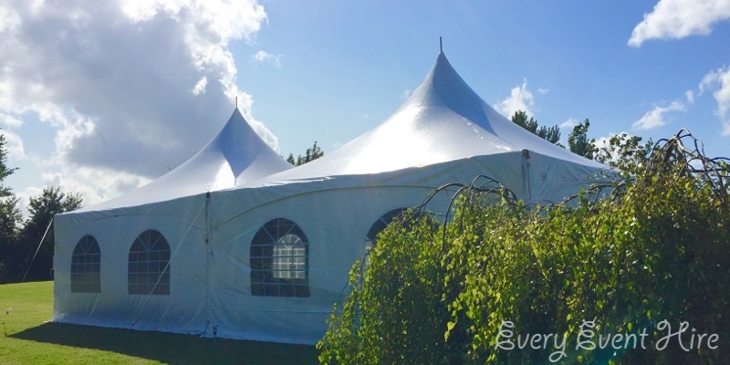 Birthday Party Pagoda Marquees Gloucestershire