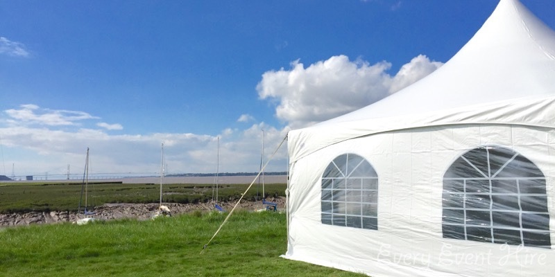 Christening Marquee Hire Gloucestershire