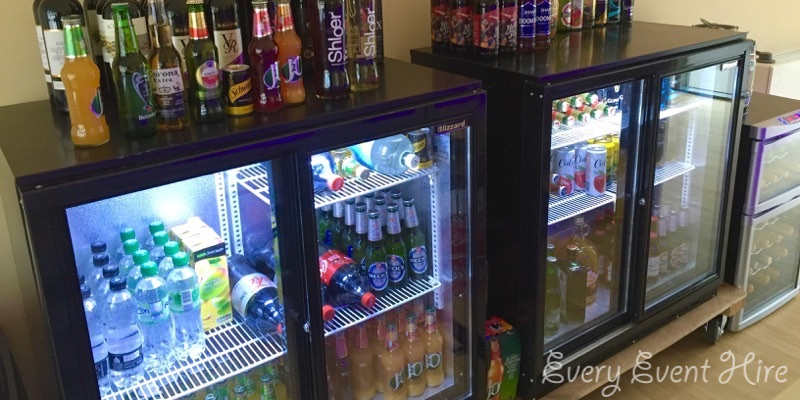 Bottle Cooler Hire Gloucestershire