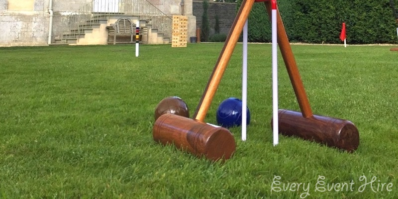 Croquet Hire Gloucestershire