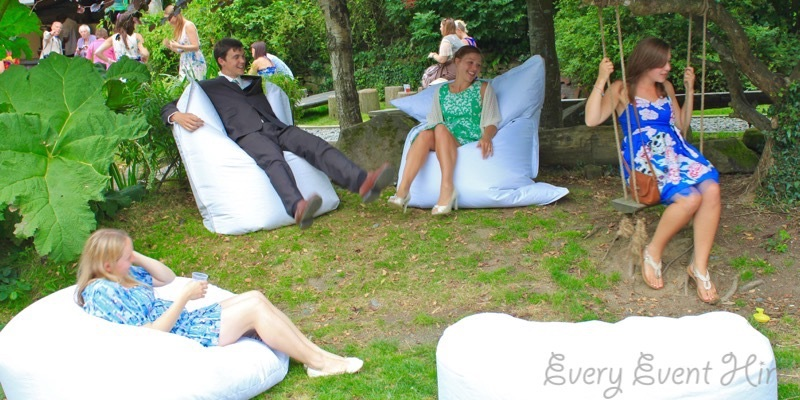 Wedding Bean Bag Hire Gloucestershire