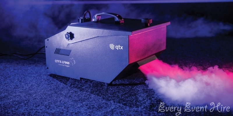 Smoke Machine Hire Gloucestershire