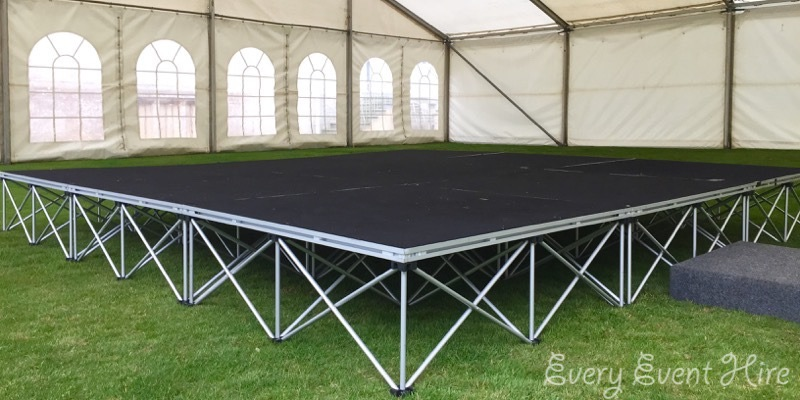 Elmore Court Stage Hire