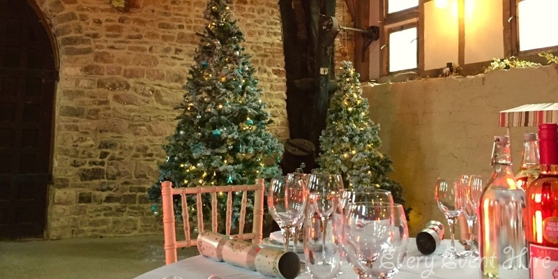 Christmas Tree Hire Gloucestershire