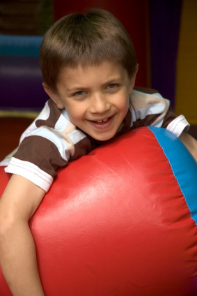 bouncy castle hire gloucestershire