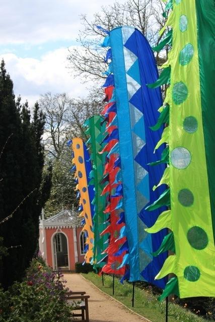 rococo gardens festiflags