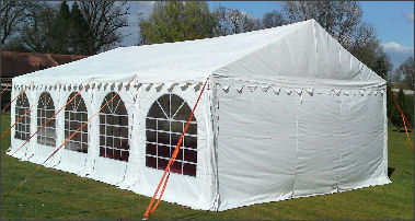 4x10 marquee