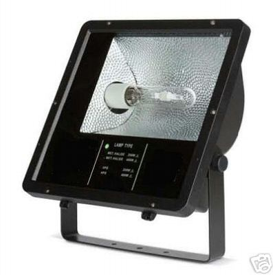 400w metal halide flood light hire