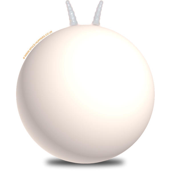 66cm-plain-space-hopper-white