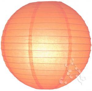 Hanging Lantern Peach Gloucestershire