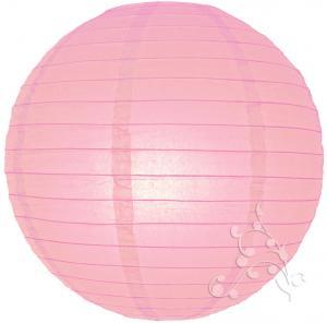 Hanging Lantern Pink Gloucestershire