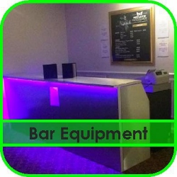 Bar Equipment Hire Gloucestershire