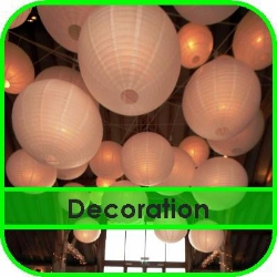 Venue Decoration Hire Gloucestershire