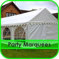 Party Marquee Hire Gloucestershire