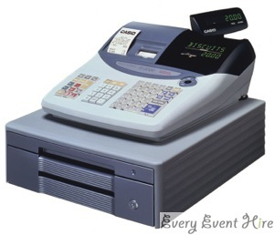 Cash Register Hire Gloucestershire