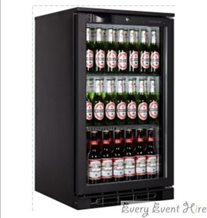 Bar Bottle Cooler Single Door Hire Gloucestershire