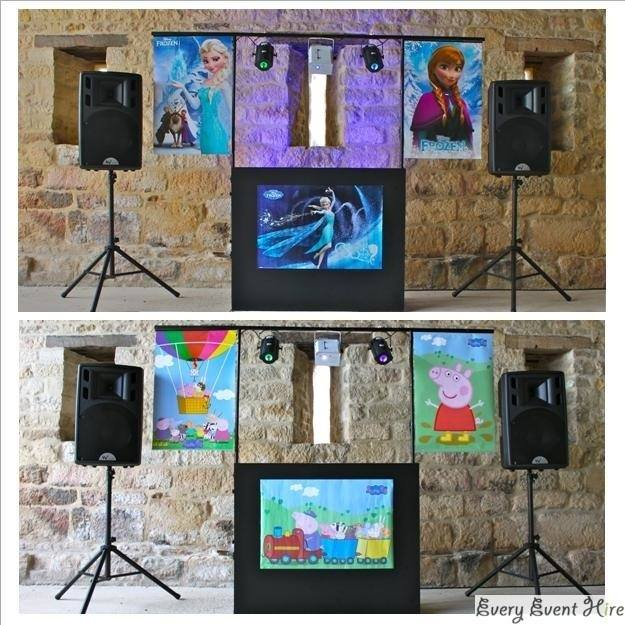 DIY Childrens Disco Hire in Gloucestershire