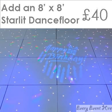 Kids Dancefloor Hire in Gloucestershire