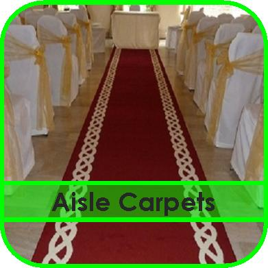 Aisle Carpets Hire Gloucestershire