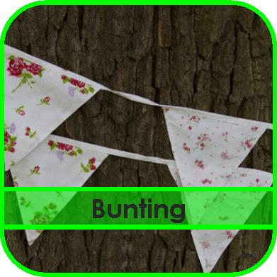 Bunting Hire Gloucestershire