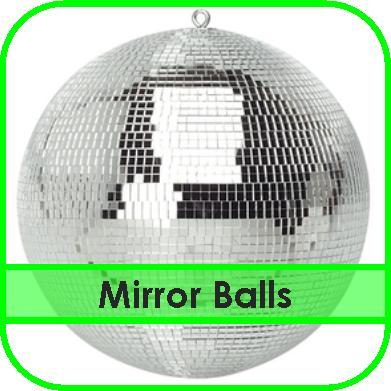 Mirror Balls Hire Gloucester