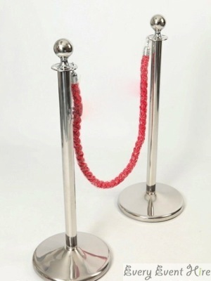 Stanchion and Rope Hire Gloucestershire