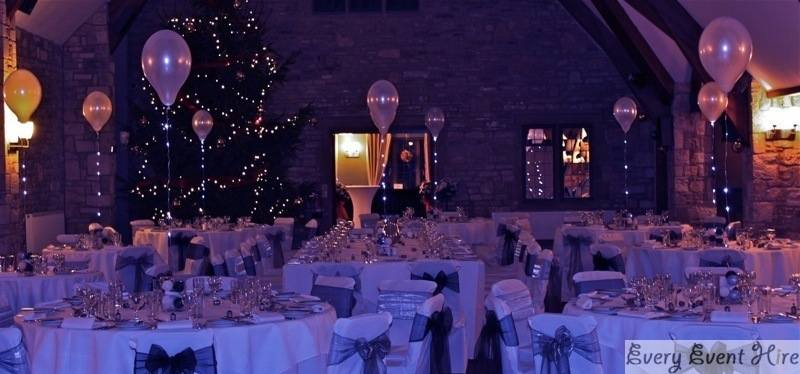 Balloon Light Hire Gloucestershire