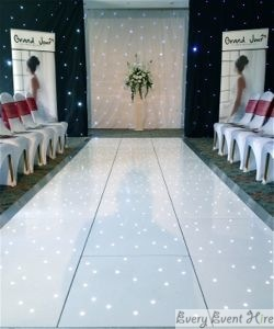 Wedding Fair Catwalk Hire Gloucestershire