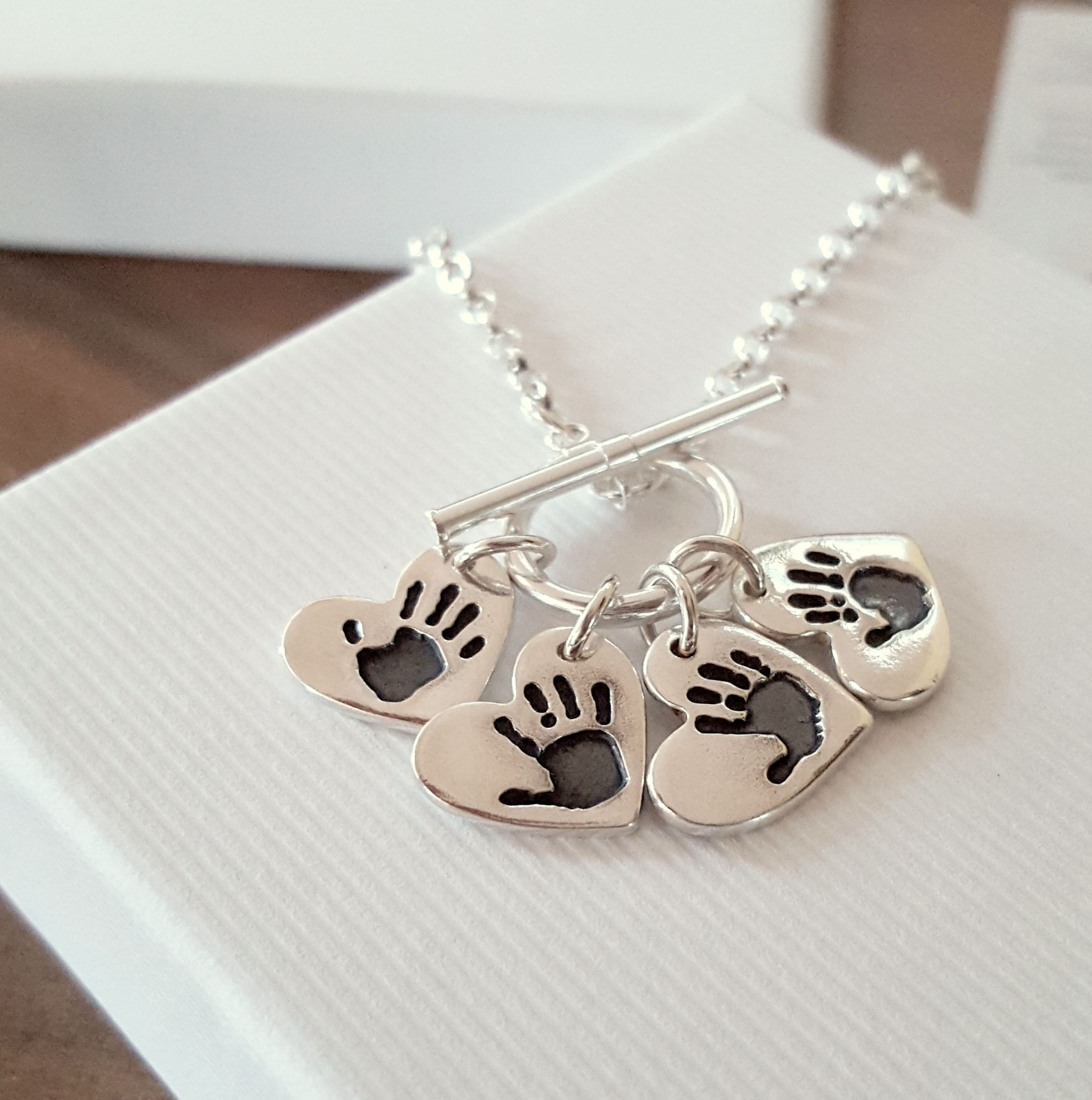 My Family Charm Necklace