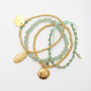 Kindred Bracelet Stack
