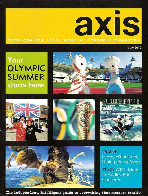 axis front cover