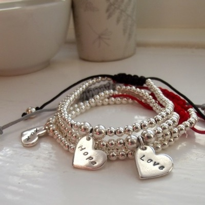 Charmed Friendship Bracelets