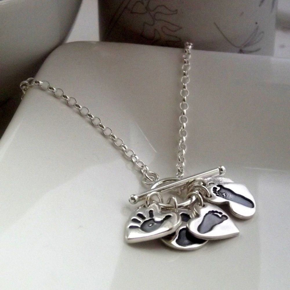 Personalised My Family Charm Necklace