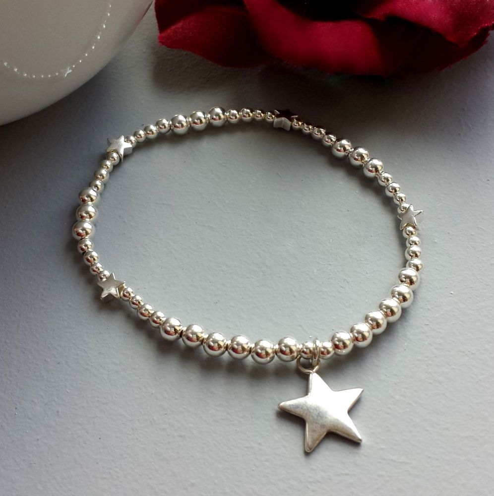You're A Star Charm Bracelet