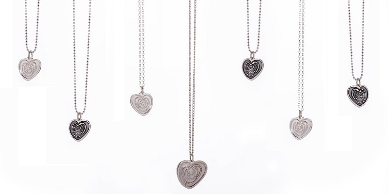Signature Collection | Handmade Silver Necklaces