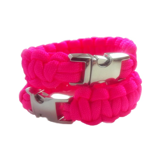 Women's Bright Paracord Bracelet