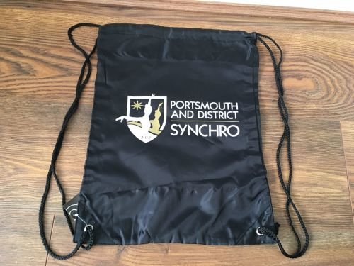 PADS Gym/Wet Drawstring Bag