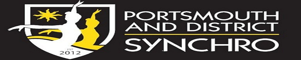 Portsmouth and District Synchro, site logo.