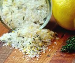 Lemon Garlic & Thyme
