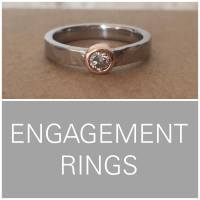 Engagement ring main cover