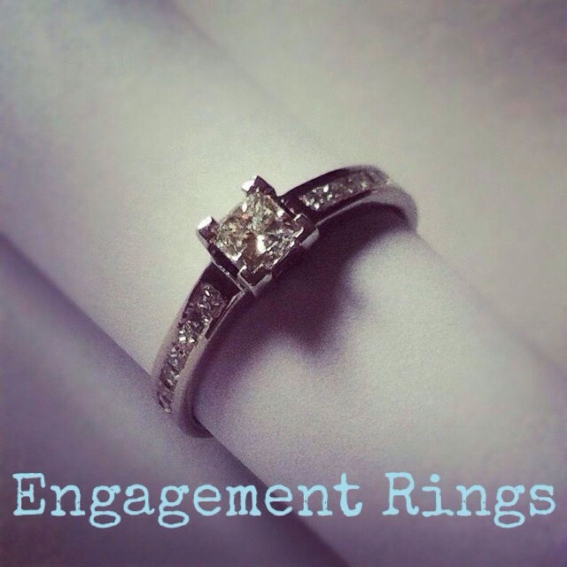 Engagement Ring Cover