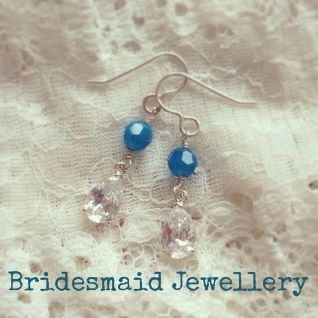 Bridesmaid Jewellery Cover